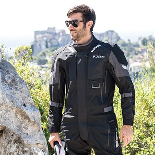 Klim Hardanger suit in blackAlternative Image2