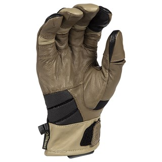 Klim Adventure GTX glove in tanAlternative Image1
