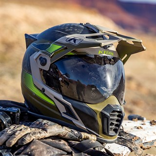 Klim Krios Pro helmet in Arsenal duneAlternative Image1