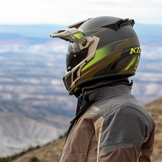 Klim Krios Pro helmet in Arsenal duneAlternative Image2