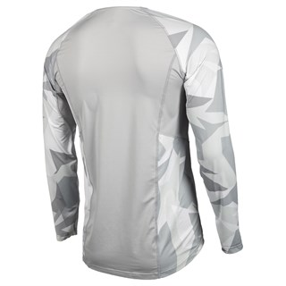 Klim Aggressor Cool base layer long-sleeve shirt in light camoAlternative Image1