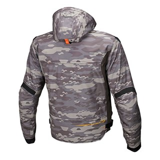 Macna Redox jacket in greyAlternative Image1