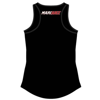 Marquez Women's Tank Top - BlackAlternative Image1