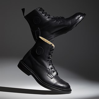 Trickers Riding boots in blackAlternative Image1