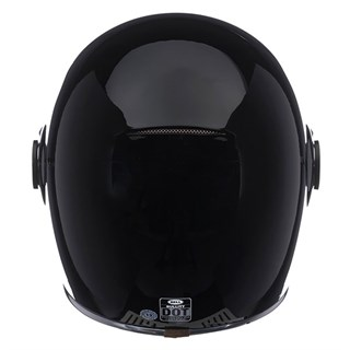 Bell Bullitt helmet in gloss blackAlternative Image2