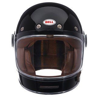 Bell Bullitt helmet in gloss blackAlternative Image3