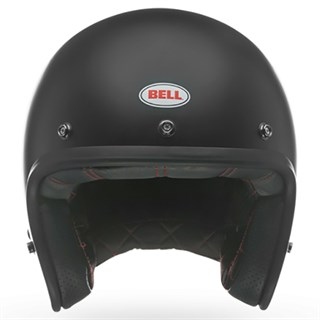 Bell Custom 500 helmet in matt blackAlternative Image1