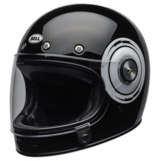 Bell Bullitt DLX Bolt Gloss helmet in blackAlternative Image2