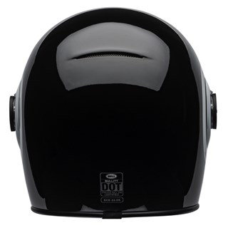 Bell Bullitt DLX Bolt Gloss helmet in blackAlternative Image3