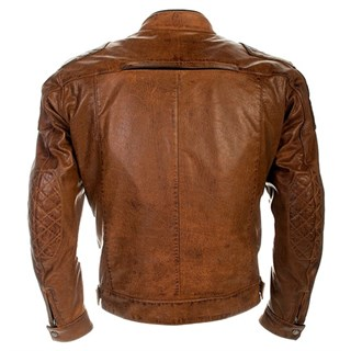 Richa Detroit jacket in cognacAlternative Image1