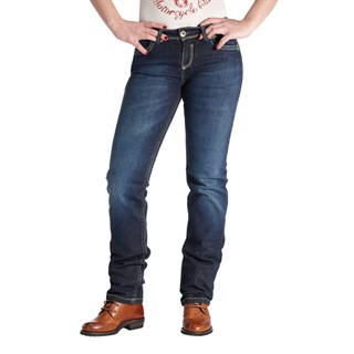 Rokker The Lady jeans - Stonewashed W30 L34Alternative Image1