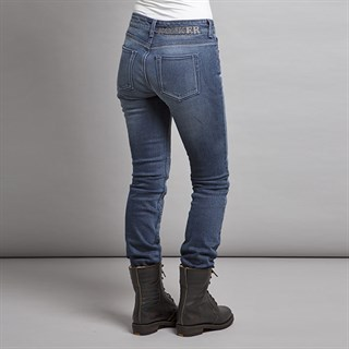 RokkerTech Ladies Jean W28 L32Alternative Image2