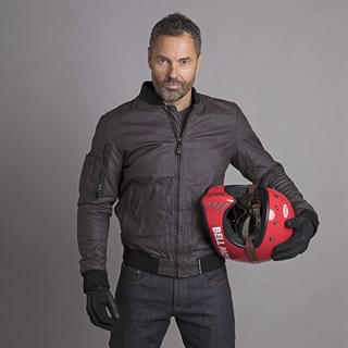 Roland Sands Squad jacket in blackAlternative Image3