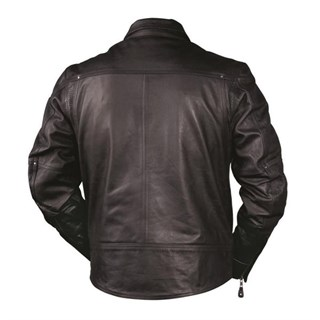 Roland Sands City jacket in blackAlternative Image1