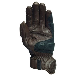 Roland Sands Ace gloves in brownAlternative Image1