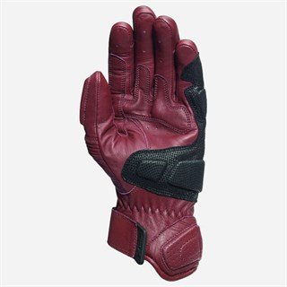 Roland Sands Ace gloves in redAlternative Image1