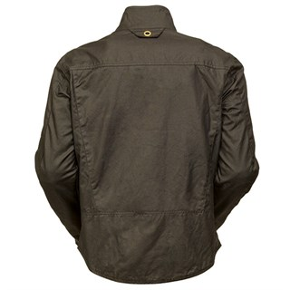 Roland Sands Kent jacket in greenAlternative Image1