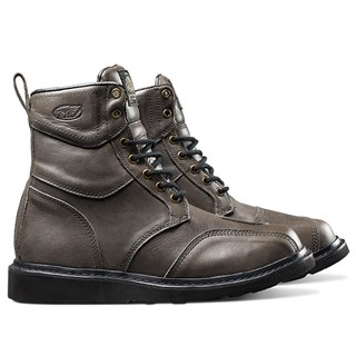 Roland Sands Mojave boots in greyAlternative Image1