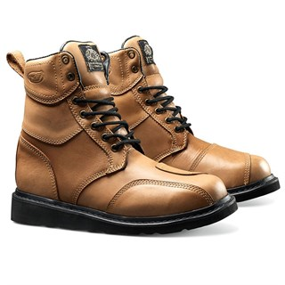 Roland Sands Mojave boots in brownAlternative Image1