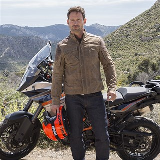 Roland Sands Truman jacket in rangerAlternative Image2
