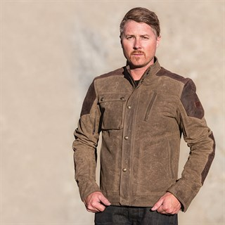 Roland Sands Truman jacket in rangerAlternative Image3