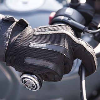 Roland Sands Strand gloves in blackAlternative Image3