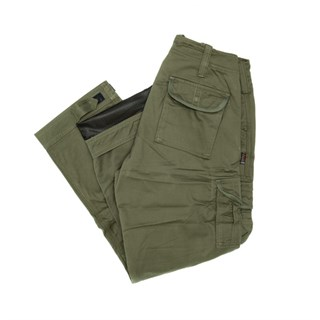 Resurgence Cruiser cargo trousers in greenAlternative Image1