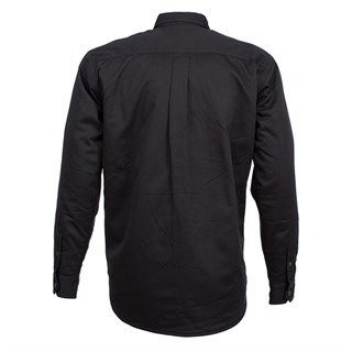 Resurgence Riding shirt in black canvasAlternative Image1