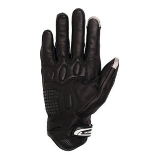 Rukka Rytmi gloves in black Alternative Image1