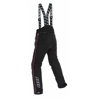 Rukka Ladies Suki trousers short Black/Pink EU44 UK16Alternative Image2