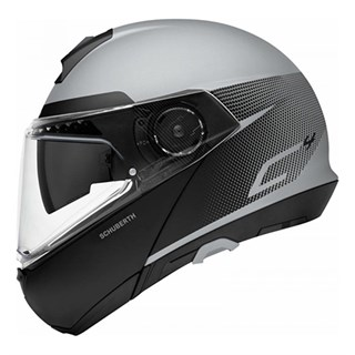 Schuberth C4 helmet Resonance Grey MAlternative Image1