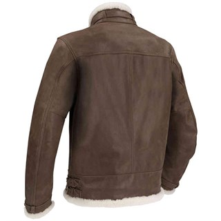 Segura Patriot Brown Leather jacket XLAlternative Image1