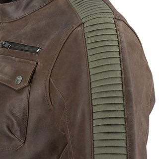 Segura Jayzer jacket in brownAlternative Image2