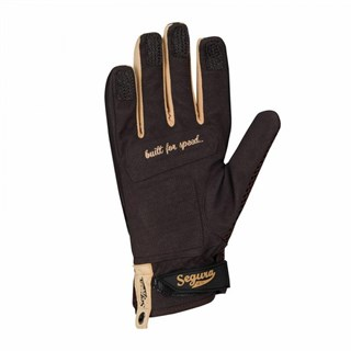 Segura Melbourne gloves in brownAlternative Image1
