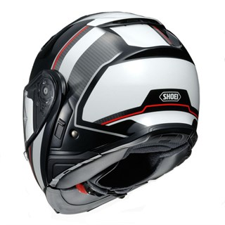 Shoei Neotec 2 Excursion TC6 helmet in white / blackAlternative Image1