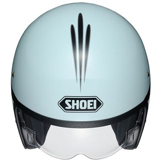 Shoei JO Sequel TC-10 helmet in light blueAlternative Image1