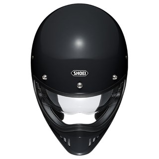 Shoei Ex-Zero helmet in blackAlternative Image2