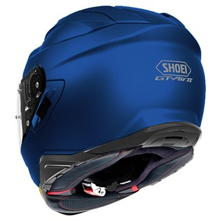 Shoei GT Air 2 Plain helmet in matt blueAlternative Image1