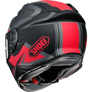 Shoei GT Air 2 Affair TC1 helmet in black / red Alternative Image1