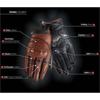 Shima Caliber gloves Alternative Image2