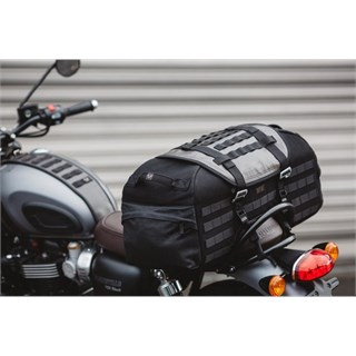 SW Motech Tail Bag 48L in black / brownAlternative Image1