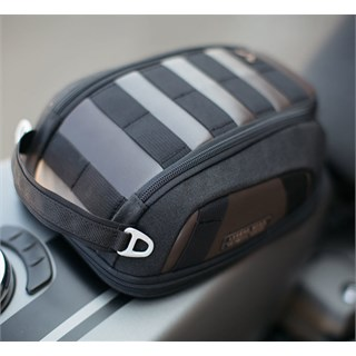 SW Motech Tank Bag LT1 in black / brownAlternative Image2