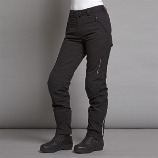 Spidi Glance Lady trousers in blackAlternative Image2
