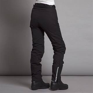 Spidi Glance Lady trousers in blackAlternative Image3