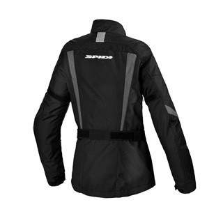 Spidi Traveler 2 H2Out ladies jacket in black / greyAlternative Image1