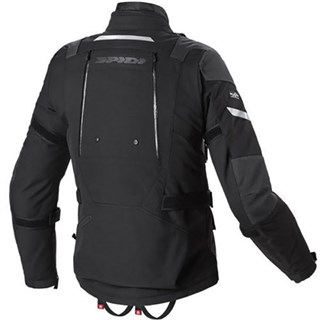 Spidi GB H2Out Armakore Black jacket 4XLAlternative Image1
