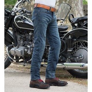 Spidi J Tracker jeans in dark blue 40/30Alternative Image2