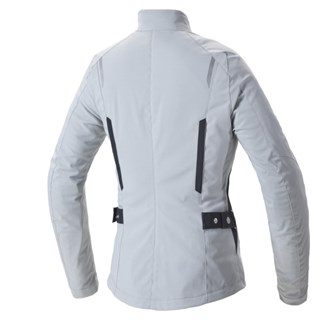 Spidi Ellabike ladies jacket in greyAlternative Image1