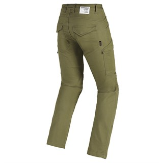 Spidi Pathfinder cargo trousers in greenAlternative Image1