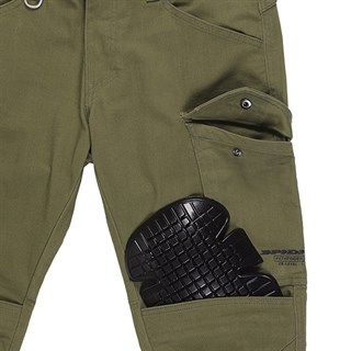 Spidi Pathfinder cargo trousers in greenAlternative Image2